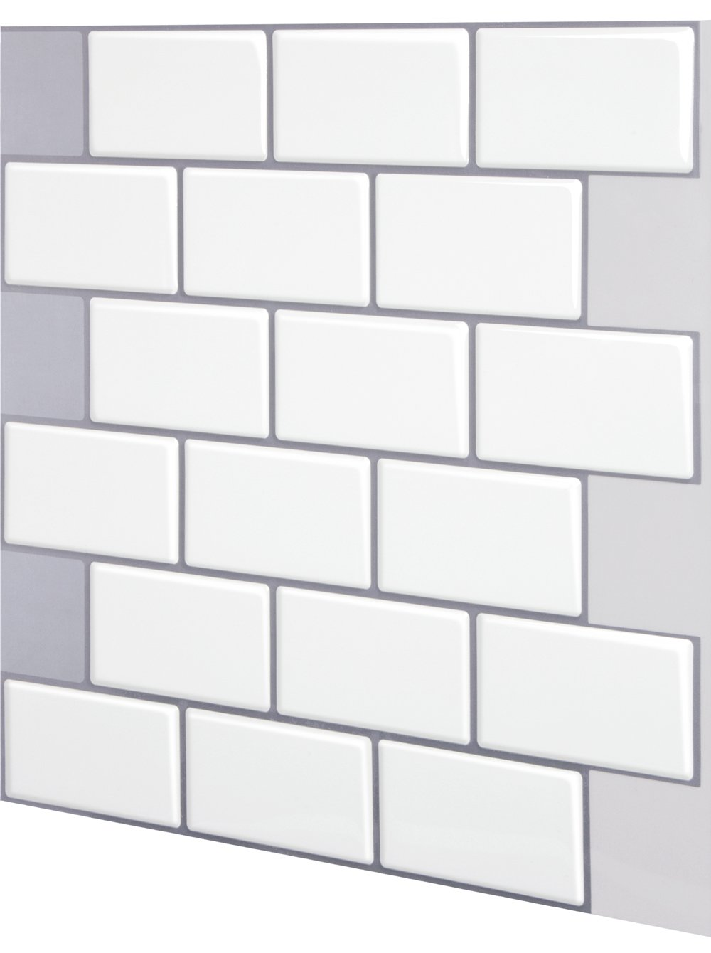Tic Tac Tiles 174 Peel And Stick Smart Backsplash Tile