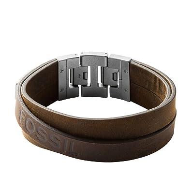 Fossil Men S Bracelet Jf84955040 Amazon Co Uk Jewellery