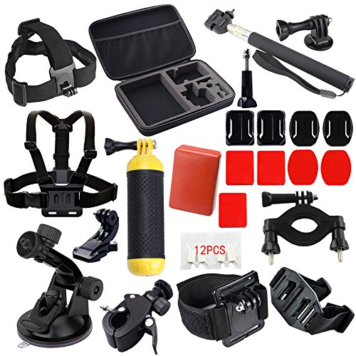 mcocean-27-piece-accessories-kit-for-gopro-hero-4-3-3-camera