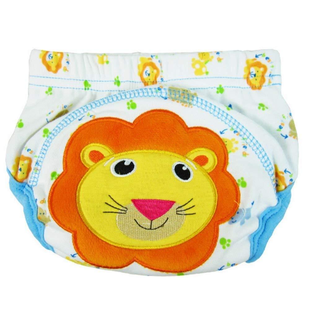 DVANIS Baby Boys Girls Underwear Potty Pants Reusable Breathable Underwear