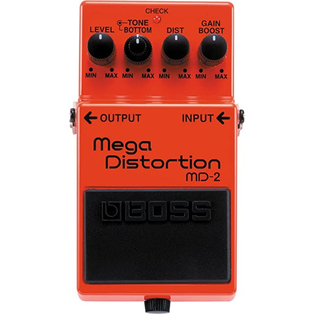 リンク:MD-2 Mega Distortion