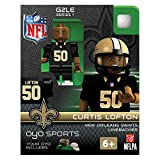 Curtis Lofton NFL New Orleans Saints Oyo G2S1 Minifigure