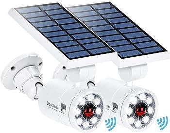 DrawGreen Solar Motion Sensor Light