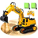 Gili Remote Control Heavy Equipment Toy Car