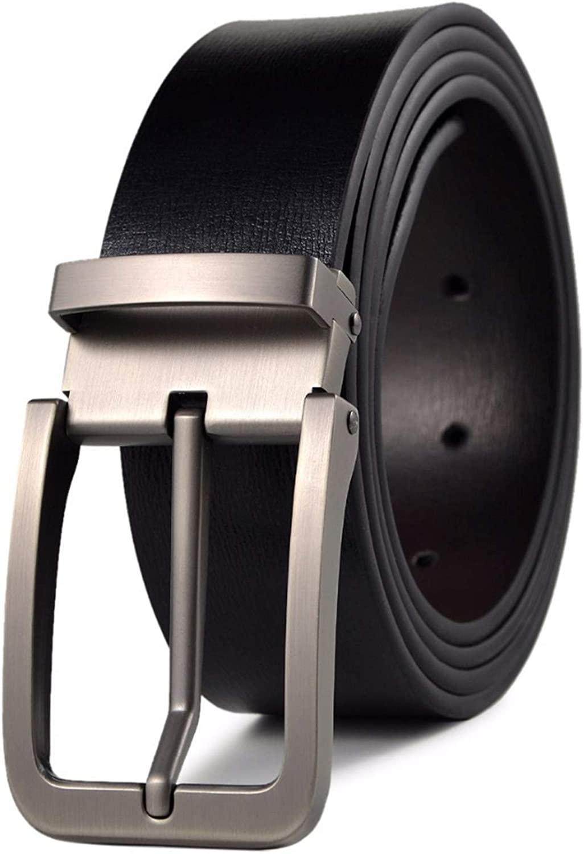 Designer Belts Men Luxury Brand Leather Belt Pin Buckle Black Business Trouser Strap Cinturones Hombre Cinto