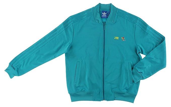 f16554f47e5e adidas Men s Mono Color SST Lab Green AC5923 at Amazon Men s ...