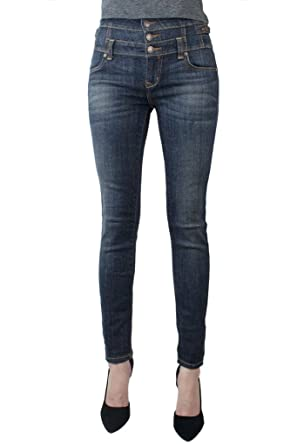 Eunina Women's High Waisted Stretch Skinny Denim Jeans at Amazon ...