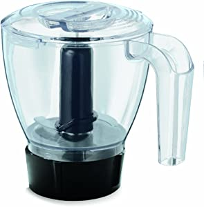 Oster BLSTFP-000-000 Oster BLSTFP Food Processor Attachment, Blender Accessory, 1, Clear