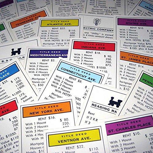 Replacement Card Set - 4
