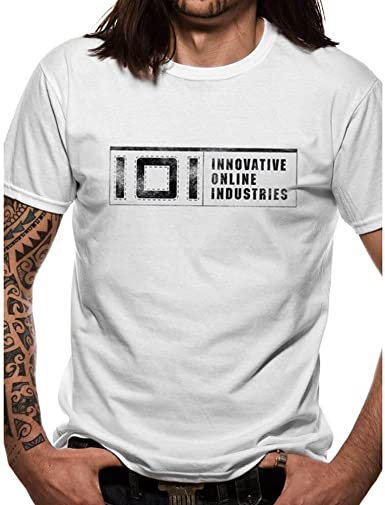 101 Industries T-shirt Ready Player One