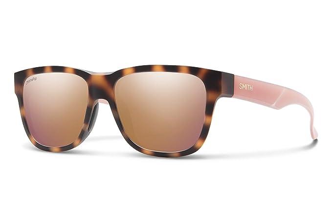 4b089deca9 Amazon.com  Smith Lowdown Slim 2 Carbonic Polarized Sunglasses ...
