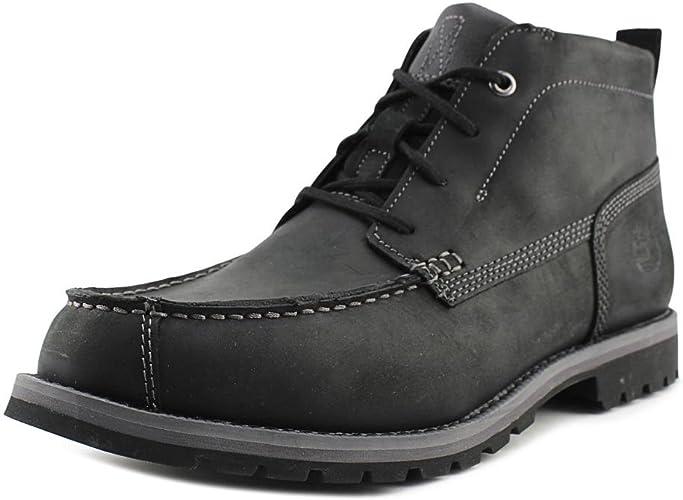 Grantly Mountain Chukka Boots Black