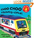 Choo Choo Clickety-Clack!: Touch-and-feel Book (Awesome Engines)