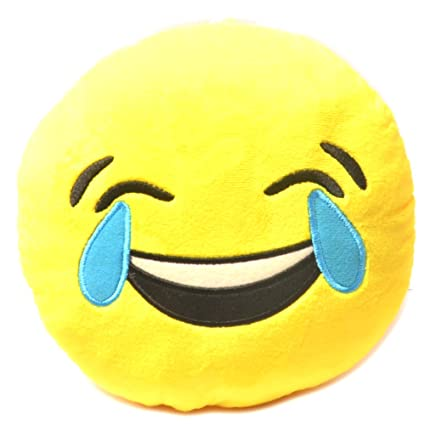 Buy Chords ROFL Smiley Emoticon stickable plush soft toy cushion ...