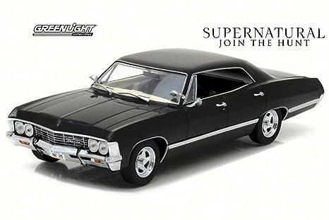 amazon com greenlight 1967 chevy impala sport sedan, supernatural Toyota Toy Cars image unavailable