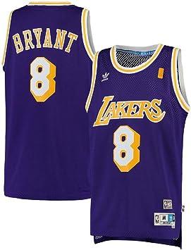 adidas Hombres de Los Angeles Lakers NBA Kobe Bryant de Soul Jersey