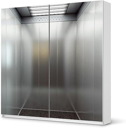 Los muebles-adhesivo de IKEA PAX armario de 201 cm de altura ...