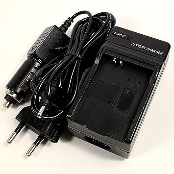 Single Mains/DC - Cargador para cámara Digital Pentax D ...