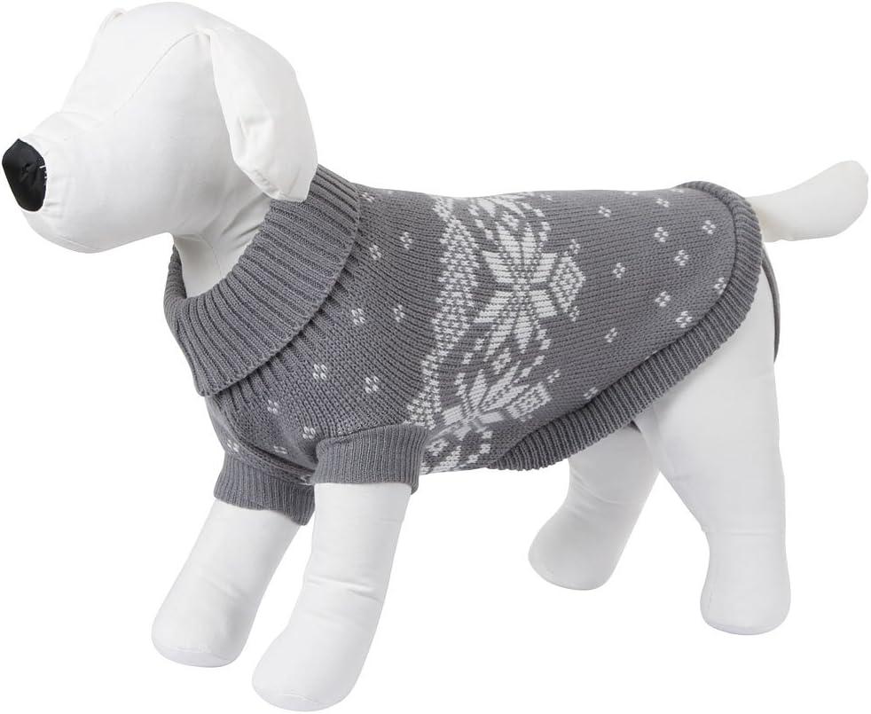 Grey//White 2X-Small Kerbl Sweater Lillehammer