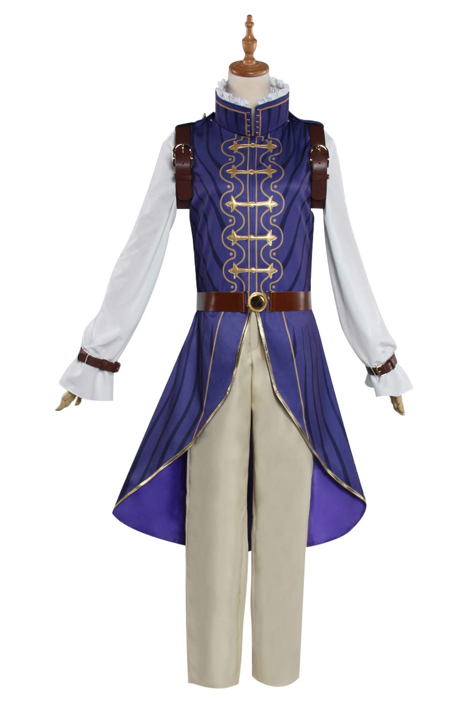 Karnestore My Hero Academia Boku No Hero Todoroki Shoto Outfit Cosplay Kostüm Herren XXL