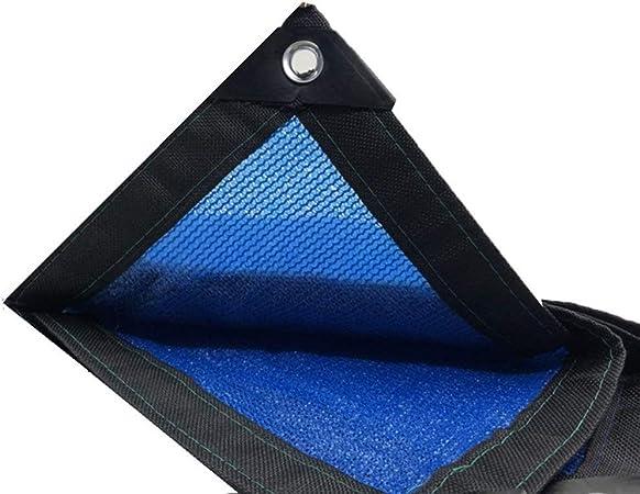 YDDZ 90% Tela de Sombra con Ojales para Cubierta de pérgola, toldo de Sombra UV Bloque para Patio jardín al Aire Libre instalaciones y Actividades, 5x10m: Amazon.es: Hogar