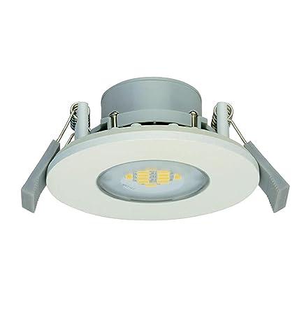 Lámpara LED de jedi Supernatural Alu 345 lm idual, blanco