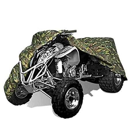 Amazon Com Atv Cover Innoglow 190t Duty Uv Resistant Camouflage 4