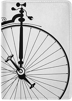 Bicicleta Antigua Antigua Bloqueo de impresión Estuche para ...