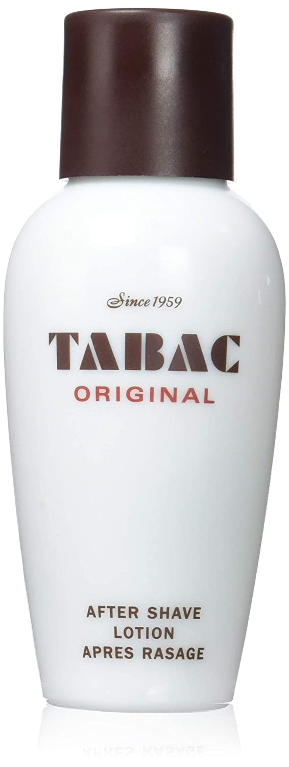 Maurer Wirtz Tabac Original Aftershave for Men, 3.4-Ounce 119014
