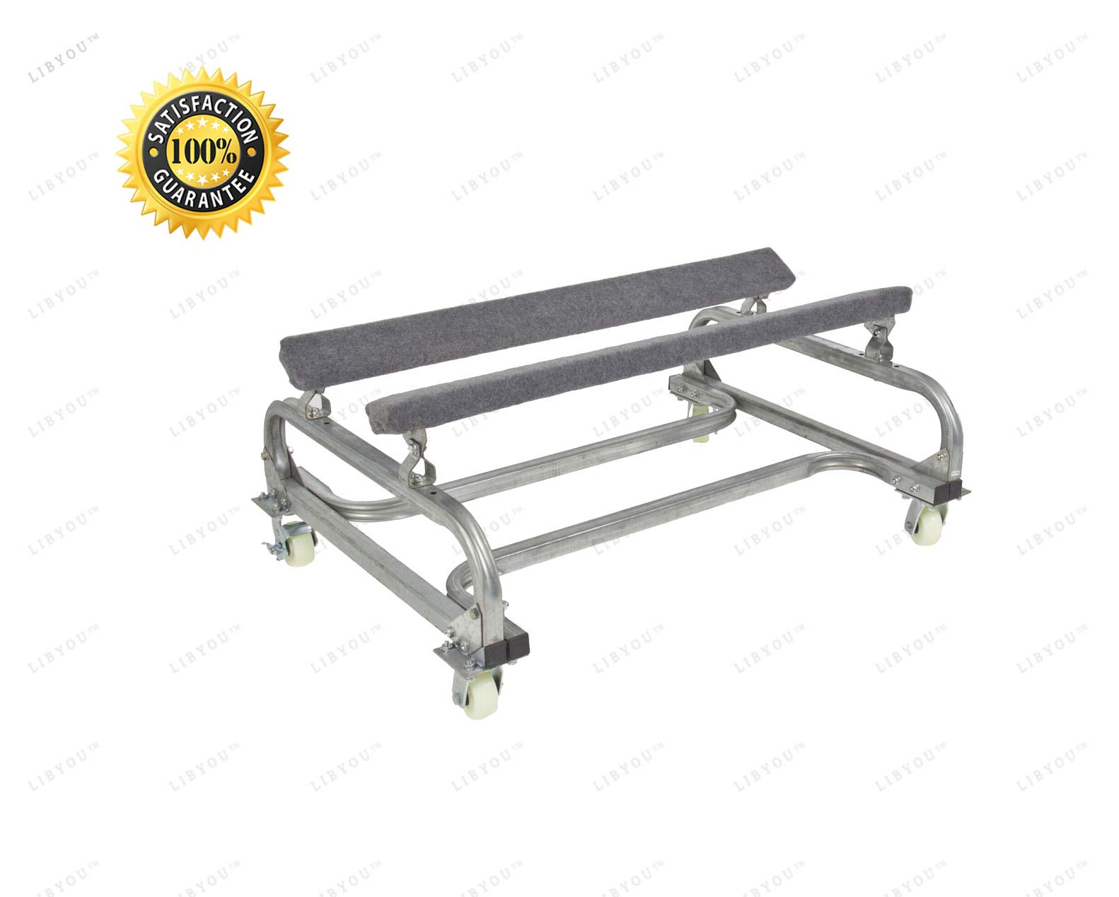 LIBYOU__Motor Bracket,watercraft Accessory,Boat Dolly Stand, Dolly Boat Jet Ski Stand,Storage Trailer Watercraft Cart,Watercraft Dolly,Dock Slipway Cart