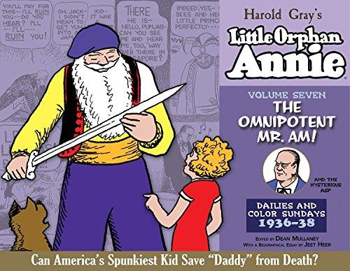 Complete Little Orphan Annie Volume 7