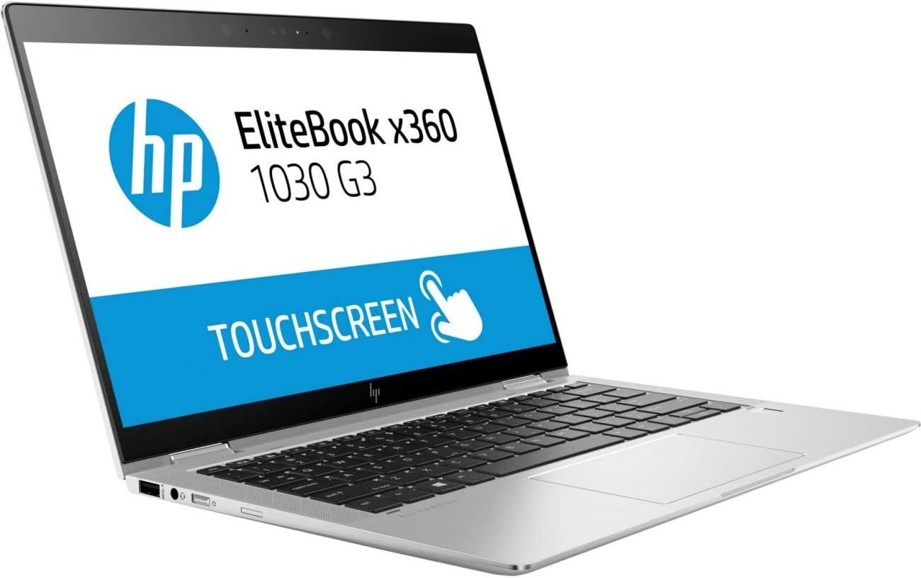 "HP EliteBook x360 1030 G3 13.3"" Touchscreen LCD 2 in 1 Notebook - Intel Core i7 (8th Gen) i7-8650U Quad-core (4 Core) 1.90 GHz - 16 GB LPDDR3-512 GB SSD - Windows 10 Pro 64-bit (English) - 1920"