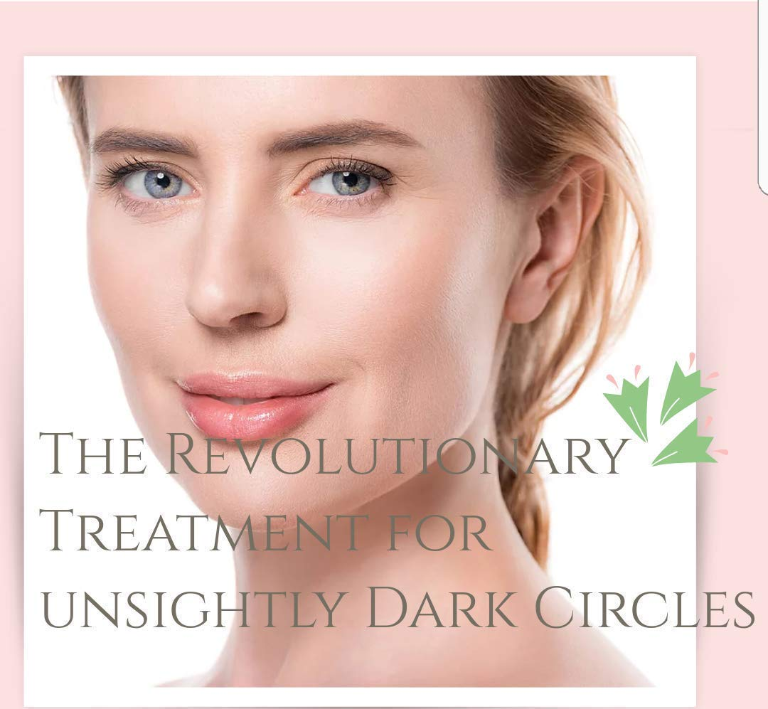 LuxeBiotics Under Eyes Dark Circle,Eye Puffiness,Eye Bags,Wrinkles Treatment Remover NATURAL serum by LuxeBiotics (Image #6)