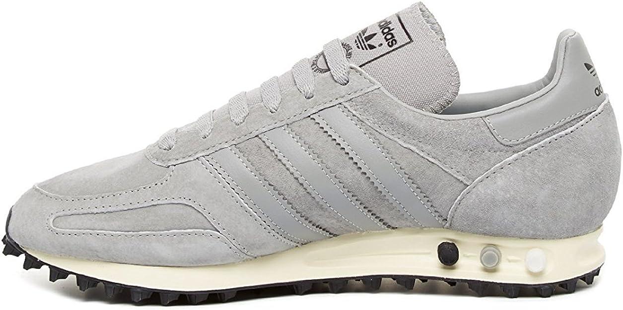 arma vecino Flor de la ciudad  Adidas Originals LA Trainer OG Grey Sneakers S79943, 36: Amazon.de: Schuhe  & Handtaschen