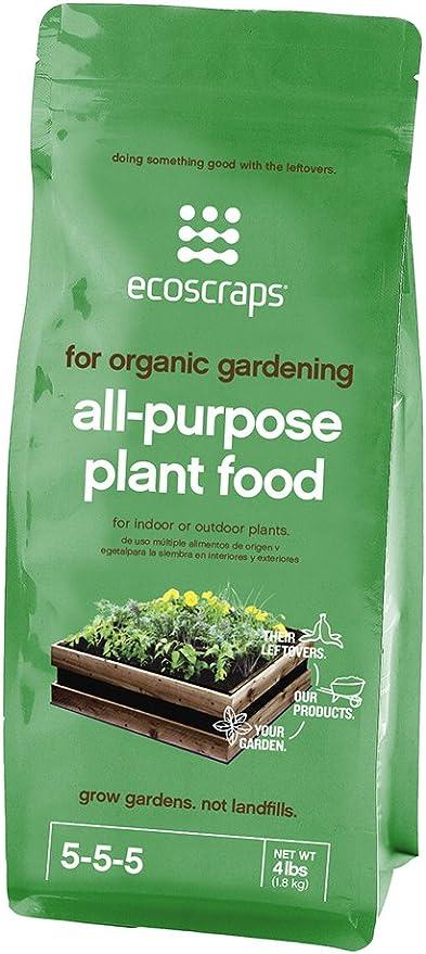 Amazon.com: EcoScraps PFTV174404 Natural/orgánico, Baya ...