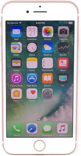 Amazon Com Apple Iphone 7 32gb Rose Gold For Verizon Renewed