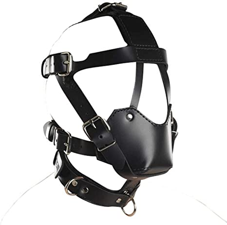 Arnés de piel para juegos de adultos, BDSM Bondage Restraints ...