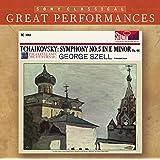 Tchaikovsky: Symphony No. 5 / Capriccio Italien ~ Szell