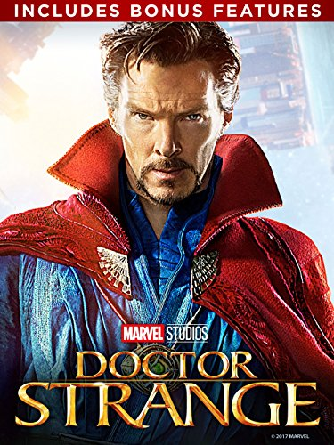 DVD : Doctor Strange (2016) (Plus Bonus Features)