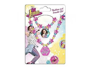 SOY LUNA - Set pulsera y collar de Soy Luna: Amazon.es ...