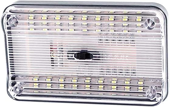 Deckenleuchte 30 LED f/ür Anh/änger//Van//Yacht//Boot//Wohnwagen 1 PC mit 12V-Deckenleuchte f/ür Auto