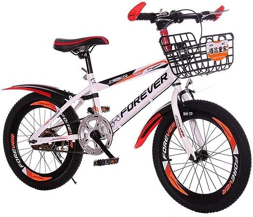 AJZGF bicicletas niños Bicicleta for niños, rueda de un radio ...