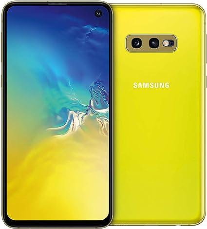 Samsung Galaxy S10e 128GB Dual SIM Canary Yellow DE Version ...
