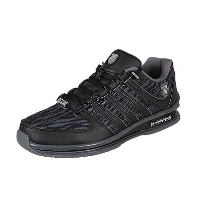 Mens Rinzler Trainer Low-Top Sneakers, Ensign Blue/Allure, 8 UK K-Swiss