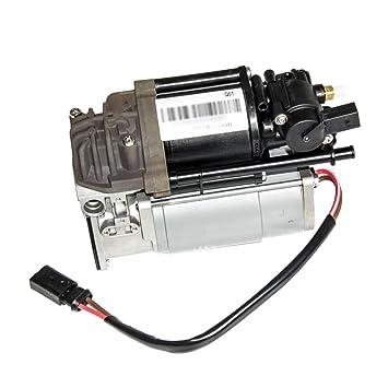 maXpeedingrods Compresor Bomba Suspensión de Aire para E-Class W212 E350 E500 E550 E63 E300 C218 2123200404 4154033230: Amazon.es: Coche y moto