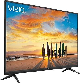 VIZIO V V556-G1 54.5 Pulgadas Smart LED LCD TV – 4K UHDTV – Negro – Full Array LED Retroiluminación – Google Assistant, Alexa Support: Amazon.es: Electrónica