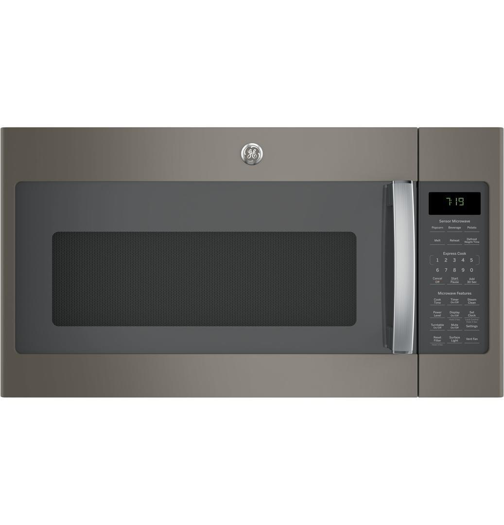 GE JVM7195EKES 30'' Over-the-Range Microwave Oven in Slate