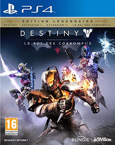30gb Portable Video (Destiny: The Taken King - Legendary Edition - PlayStation 4)