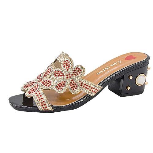 timeless design e598a 5fcbf Damen Sommerschuhe Keilabsatz Wedges Shoes Yogogo Unisex ...