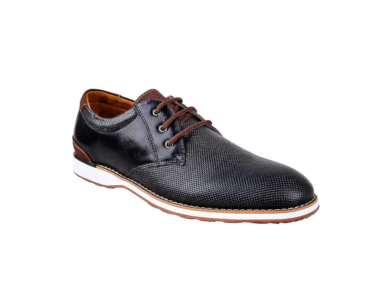 e8cdfafba4c5d Amazon.com   Ferro Aldo Norris Mens Dress Shoes   Oxford Formal Shoes for  Men   Dress Shoes Laces   Mens Shoes Casual   Oxfords